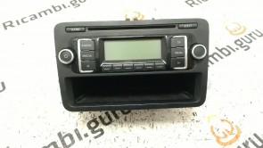 Radio Lettore CD Volkswagen golf 6