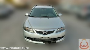 Mazda 6 Station del 2006