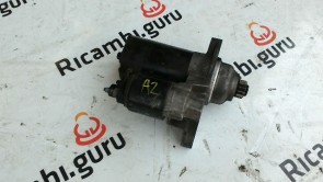 Motorino avviamento Audi a2