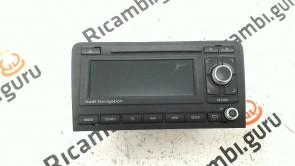 Radionavigatore Audi a3