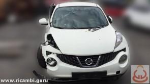 Nissan Juke del 2012