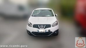 Nissan Qashqai del 2011