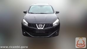 Nissan Qashqai del 2012