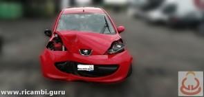 Peugeot 107 del 2008