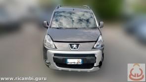 Peugeot Partner del 2010