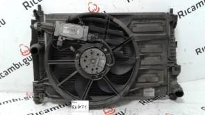 Radiatore acqua con elettroventola Mazda 3