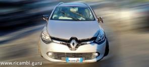 Renault Clio sw del 2014