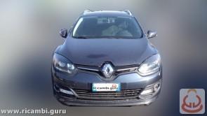 Renault Megane station del 2014