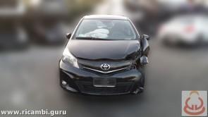 Toyota Yaris del 2012