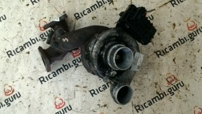Turbina Mercedes ml
