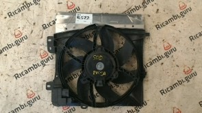 Ventola radiatore Fiat 500
