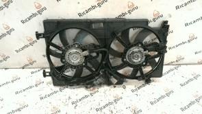 Ventole radiatore con carter Opel meriva