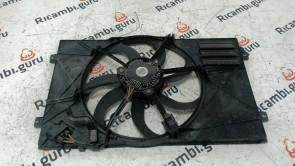 Ventola radiatore con carter Volkswagen Touran