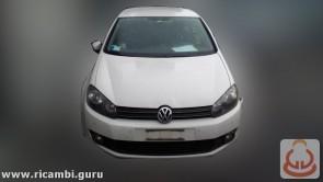 Volkswagen Golf 6 del 2012