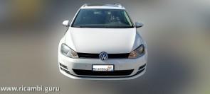 Volkswagen Golf 7 Variant del 2014