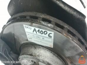 Mozzo Completo Anteriore dx Audi A4