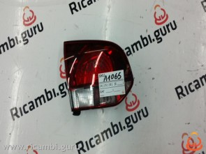 Fanale Posteriore Sinistro Volkswagen Golf 6