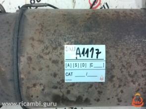 Filtro antiparticolato Fiat Croma