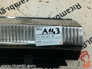 Rivestimento Lamiera Baule Audi A4/RS4