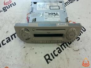 Radio Fiat 500