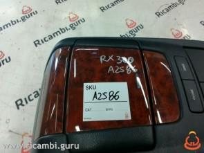 Consolle centrale Lexus RX300