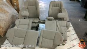 Interni Completi Mercedes Classe C W203