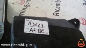 SubWoofer Amplificato Audi A4