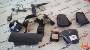 Kit Airbag Citroen C3