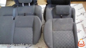 Interni Completi Land Rover Freelander