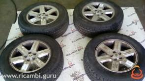 Cerchi in Lega Land Rover Freelander