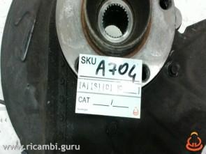 Mozzo anteriore Sx BMW X5 E53