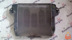Intercooler Jeep Cherokee