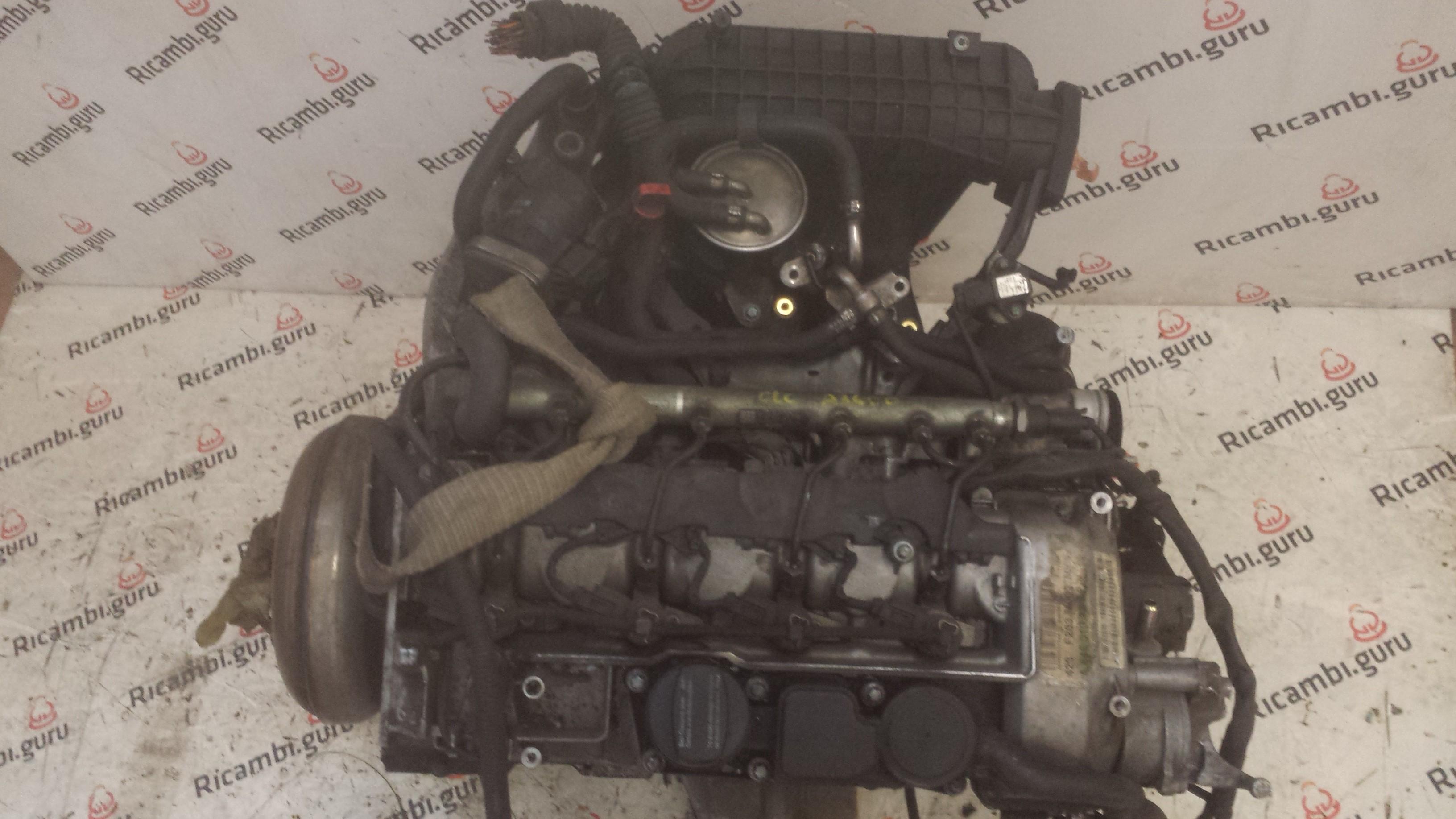 Motore Completo Mercedes Classe C W203