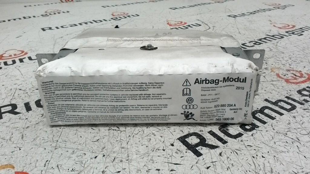 Airbag passeggero Audi a2