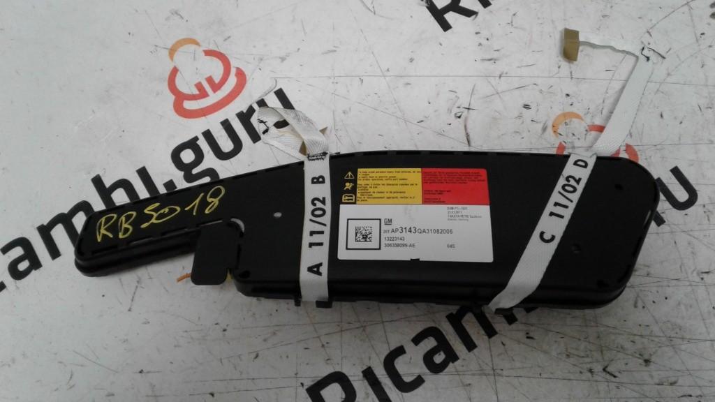 Airbag sedile Destro Opel insignia