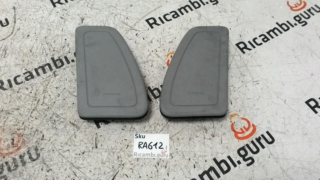 Airbag sedile Destro e Sinistro Citroen c3 pluriel