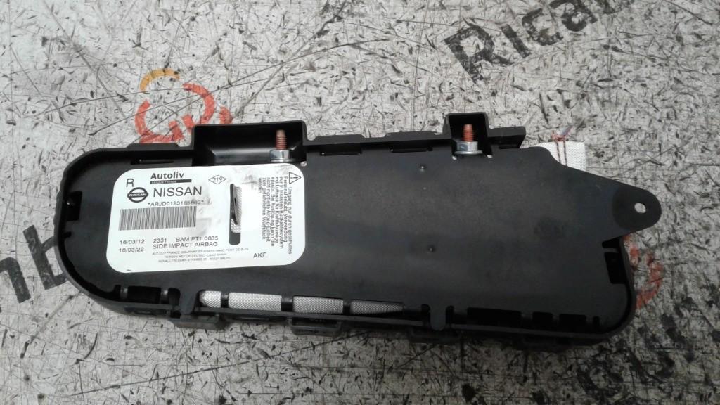 Airbag sedile Destro Nissan qashqai