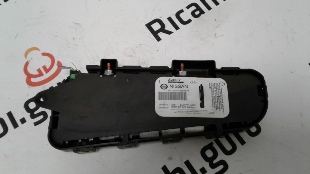 Airbag sedile Sinistro Nissan qashqai+2