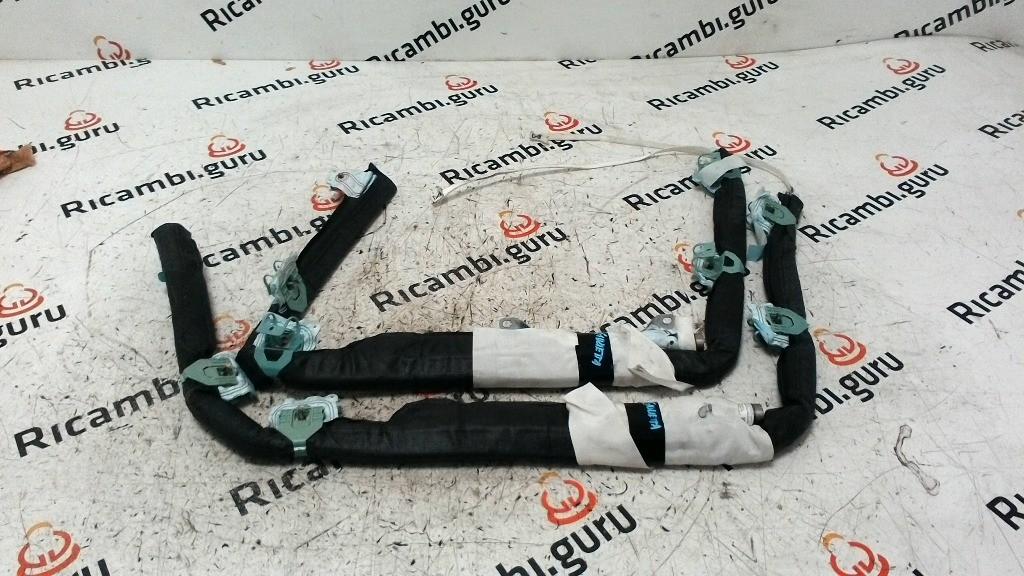 Airbag tendina Destro e Sinistro Alfa romeo Giulietta
