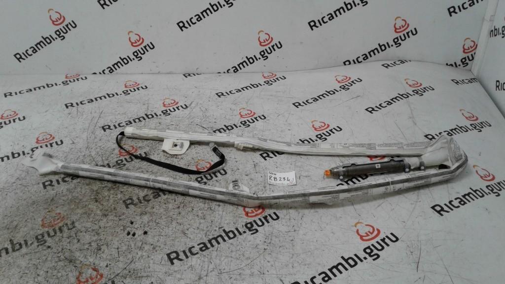 Airbag tendina Destro Mercedes classe e station