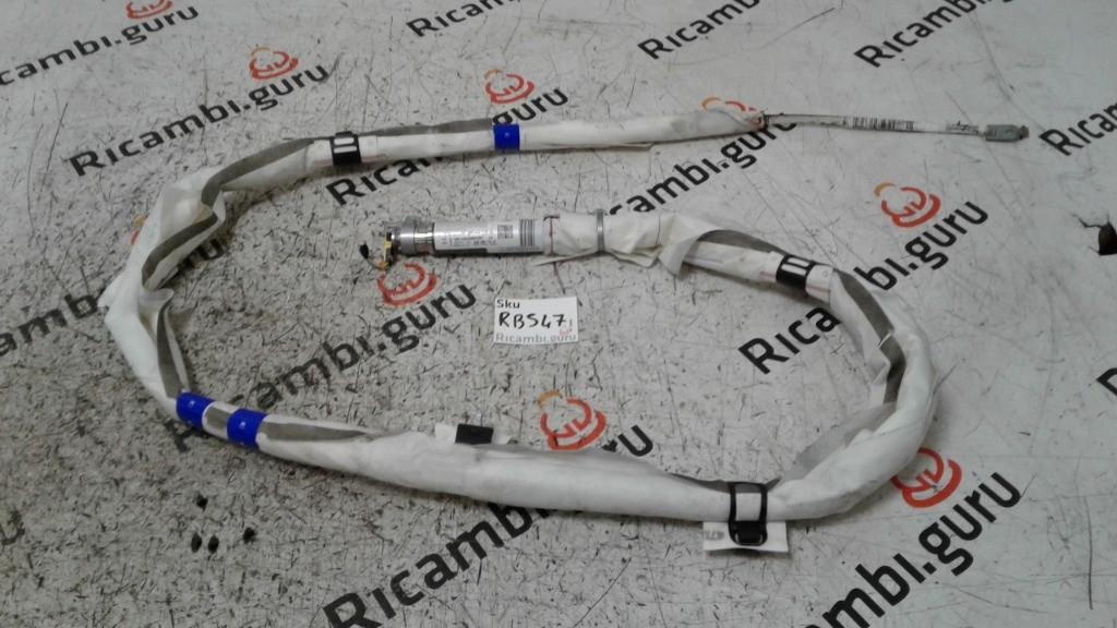 Airbag tendina Sinistro Audi a4 allroad