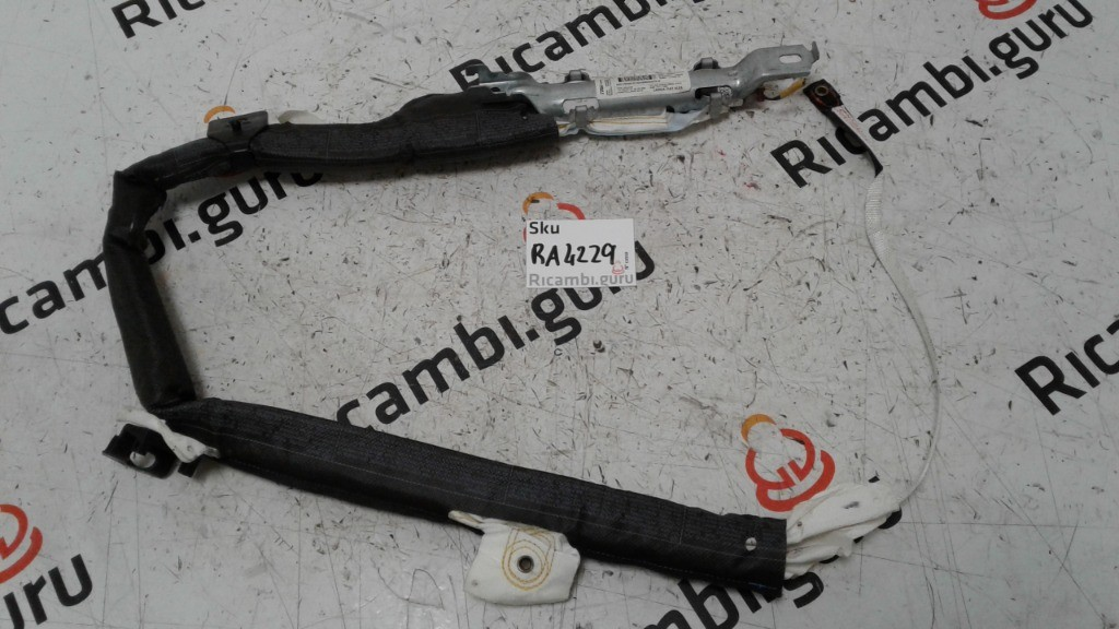 Airbag tendina Sinistro Fiat 500