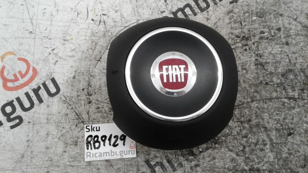 Airbag volante Fiat 500 x