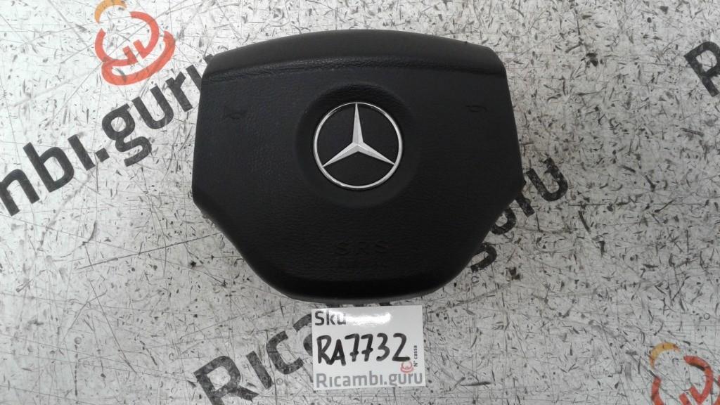 Airbag volante Mercedes classe b