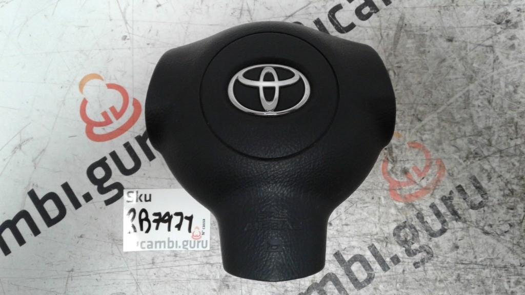 Airbag volante Toyota rav 4