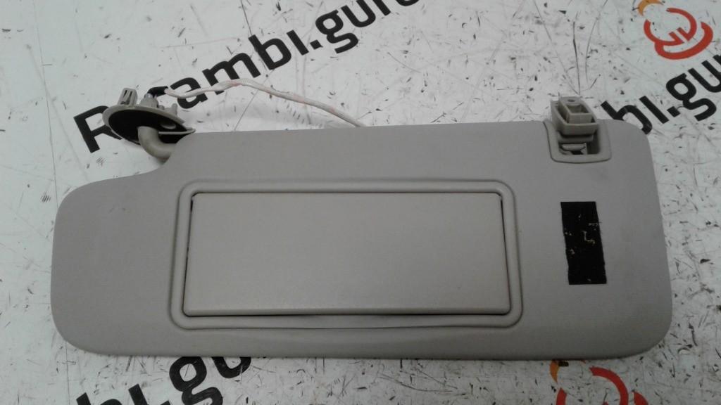 Aletta parasole Sinistra Opel insignia