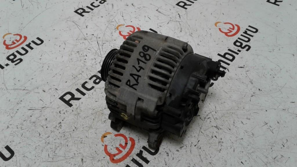 Alternatore Audi q7