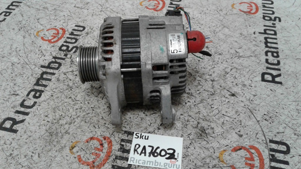 Alternatore Nissan micra