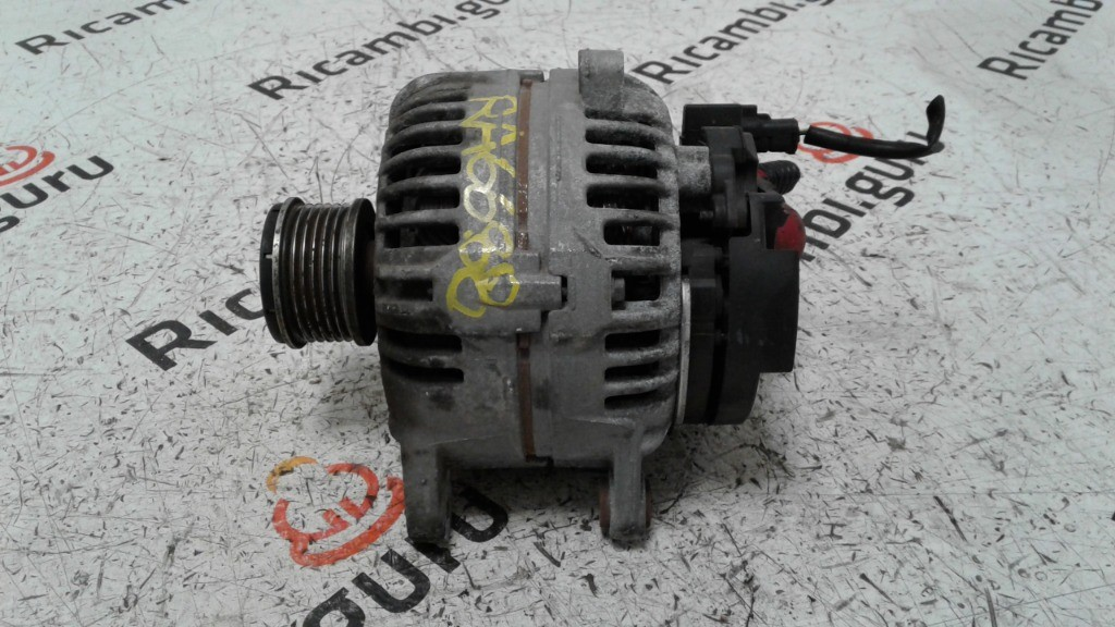 Alternatore Nissan qashqai