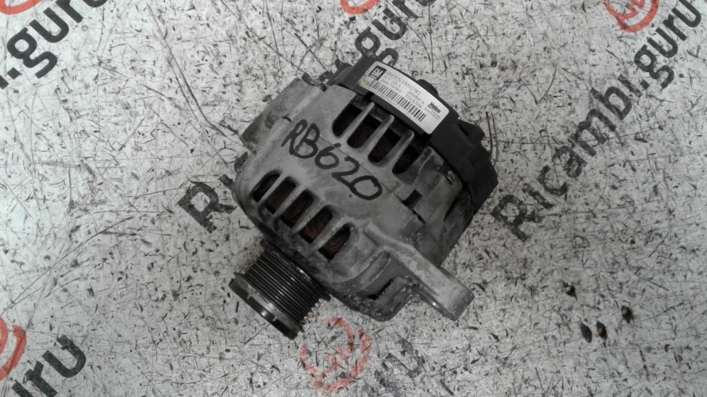 Alternatore Opel insignia
